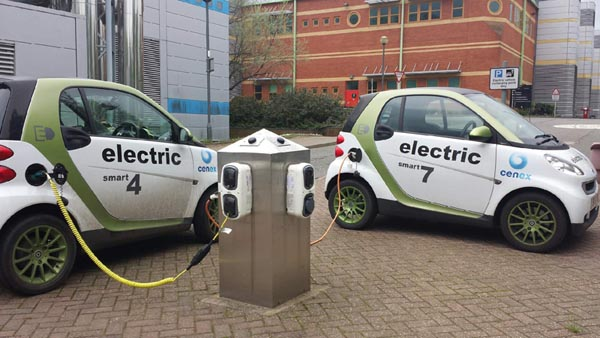 Electrical Charging for Business - London