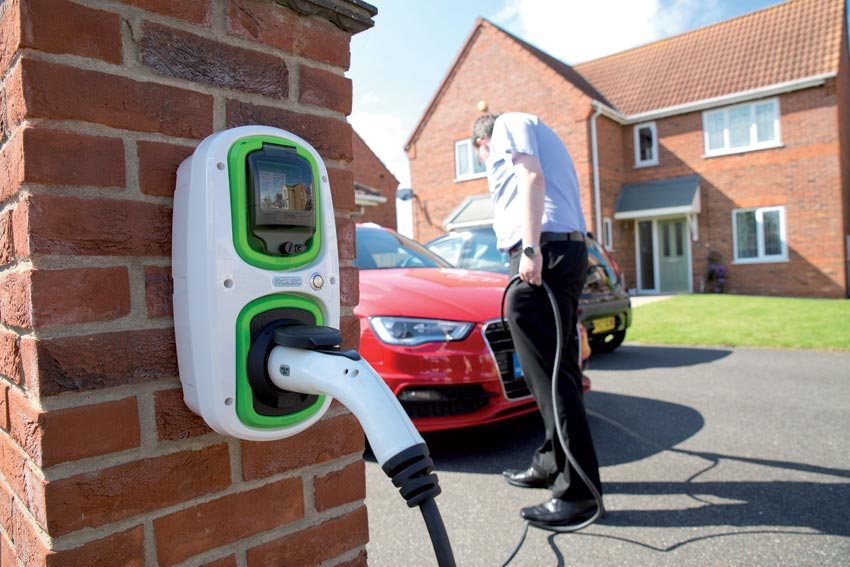 home-owner-electric-vehicle-charging-install