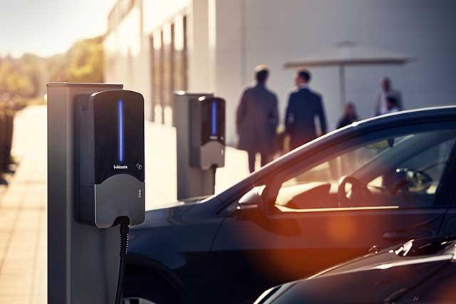 webasto EV charging